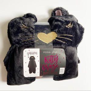 NY & co.  Cat hooded blanket 🐱